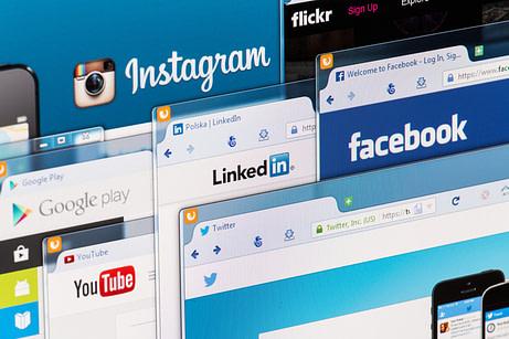 salon social media marketing pages for salon